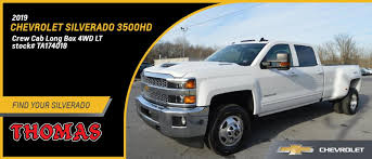 Thomas Chevrolet In Bedford | Serving Johnstown, Altoona, And ...