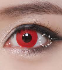 Prescription Halloween Contacts Astigmatism by Geo Animation Blood Red Red Contacts Zombie Halloween Costumes
