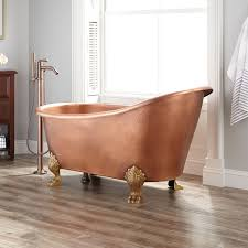bathroom fabulous remarkable gold copper bathtubs at menards and