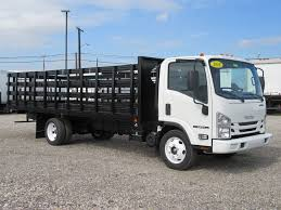 100 Npr Truck 2018 New Isuzu NPR HD 21ft Stake Bed With ICC Bumper At Industrial