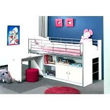 lit mezzanine bureau blanc alinea bureau enfant bureau actagare foncac a 2 tiroirs h186cm