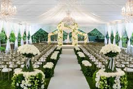 Indoor Wedding Ceremony Ideas Home Design Gallery Decorating Grant Ballroom Featured On Tlcus Four S