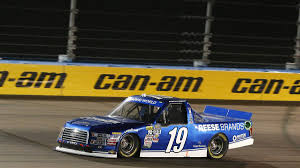 100 Nascar Truck Race Today Late Crash Determines NASCAR Series Championship Race Roster