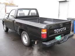 1993 Toyota Pickup Base For Sale - Stk#R5768 | AutoGator ... Used 1993 Toyota Truck 4x4 For Sale Northwest Motsport File93t100sideviewjpg Wikimedia Commons Car 22r Nicaragua Toyota 22r 1994 Pickup Building A Religion Custom Trucks T100 Wikipedia Information And Photos Zombiedrive Wikiwand Hilux 24d Single Cab Amazing Cdition One Owner From These Are The 15 Greatest Toyotas Ever Built