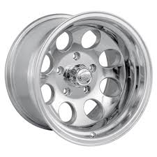 Amazon.com: Ion Alloy 171 Polished Wheel (16x10