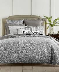 charter club damask designs stone paisley 300 thread count 3 pc