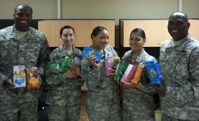 Donate Leftover Halloween Candy To Our Troops by Soldiers U0027 Angels 225 000 Boxes Of Scout Cookies U0026 Counting
