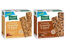 Are Kashi Pumpkin Spice Flax Bars Healthy by Taste Test Snack Bars Food Network Food Network Healthy Eats