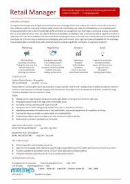 Retail Manager Resume Sample Unique Assistant Lovely Rh Telferscotresources Com Store