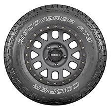 100 Truck All Terrain Tires New Cooper Discoverer AT3 LT Tire LT26570R16 LT265 70