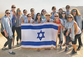 100 Yehuda Neuman 16 Local Mothers Bond With Israel Each Other On Trip To