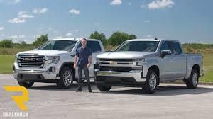 100 Chevy Gmc Trucks Comparing 2019 Silverado 1500 And 2019 GMC Sierra 1500
