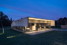 100 Concrete House Designs Spectacular Surrounded By Fields And Vegetation
