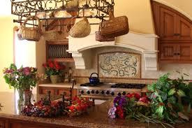 Tuscan Hood Farmhouse Kitchen Santa Barbara By