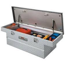 100 Truck Chest Tool Box Delta 2058 In Delta Champion Aluminum In Silver Metallic