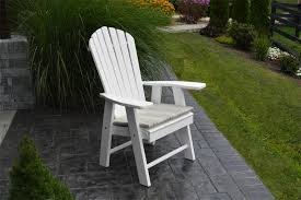 upright adirondack chair from dutchcrafters amish furniture