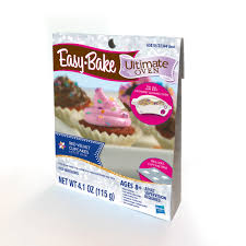 Details About Easy Bake Cupcakes Refill Pack Red Velvet Kids Baking Frosting Mix Includes Pan