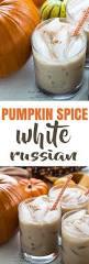 Kahlua Pumpkin Spice Martini by Pumpkin Spice White Russians The Blond Cook