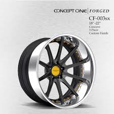 NEW Concept1 Forged // CF-003x 3 Piece Concave 18