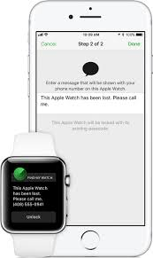If your Apple Watch is lost or stolen Apple Support