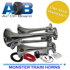 904 Train Horn 12 And 24 Volt 4 Trumpet Air Horns Loudest Kleinn ... Kleinn Air Horns Sdkit234 Train Horn And Onboard Tips On Where To Buy The Best Kits Information Model Hk3 Chrome Triple Kit Blasters Conductors Special 540 Sk Customs Prank Causes Pacemaker Explode Town In Panic 2018 Check Discount 150 2db Super Loud Auto Car Horns Silver Chrome 3 On Truck Youtube For Cars Unbiased Reviews Hk5 Dual Nederland Home Facebook United Pacific Industries Commercial Truck Division