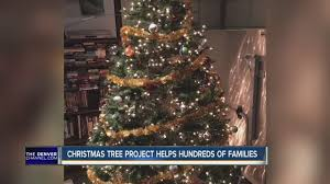 Christmas Tree Permits Colorado Springs by Christmas Tree Project U0027 Gives Winter Greens And Decorations To