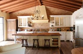 Brentwood Remodel To An Original 1920s Spanish Estate Adding A New Kitchen
