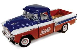 1957 Chevrolet Pick-up Cameo (Pepsi) | Round2 Napco 4x4 Pickup Trucks The Forgotten 1957 Chevy Truck Parts And Accsories Bozbuz 1955 Chevy Truck Fs Truckpict4254jpg 55 59 Chevrolet Truck Id 19012 Cab Jim Carter 1956 Pick Up Youtube Rocky Mountain Relics Stepside Big Window Short Bed 12 Ton To Mark A Century Of Building Trucks Names Its Most 20141210 008 001ajpg Hot Rod Network Vintage Searcy Ar