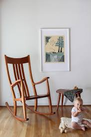 Rocking Chair For Nurturing And The Nursery | Gary Weeks And ...