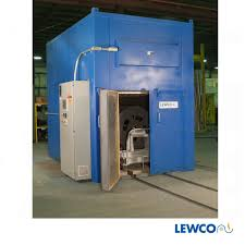 Curing Oven / Polymerization / Truck-in / Electric - 108 KW - LEWCO ...