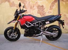 2014 Aprilia Dorsoduro 750 ABS Super Moto