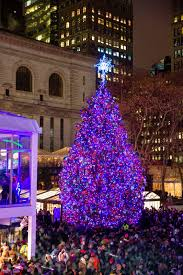 Nyc Christmas Tree Disposal 2015 by Bryant Park Blog February 2015
