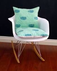 Poang Chair Cushion Blue by Organic Poang Chair Cushion Cover Fits Full Size Poang Chair Or
