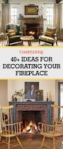 Primitive Decorating Ideas For Fireplace by 40 Fireplace Design Ideas Fireplace Mantel Decorating Ideas