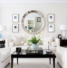 Large Size Of Uncategorizeddecorating Living Room Wall Mirror In Elegant Decoration Ideas