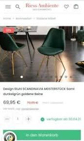 samt stuhl möbel gebraucht kaufen in hamburg ebay