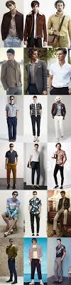 Mens 2015 Spring Summer Fashion Trend 1970s Modern Lookbook Inspiration