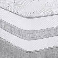 Serta Perfect Sleeper Air Mattress With Headboard by Serta Perfect Sleeper Concierge Suite Ii Firm Mattress Set Cal