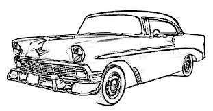 Printable Coloring Pages Cars