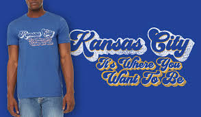 100 Kansas City Shipping Its Where You Want To Be Shirt
