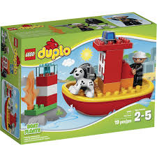 LEGO DUPLO Fire Boat 10591 - Toys