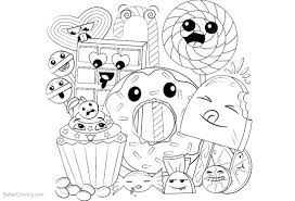 Get Free High Quality HD Wallpapers Kawaii Sushi Coloring Pages