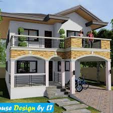 104 Housedesign Low Budget House Simple Simple House Design Garden Facebook
