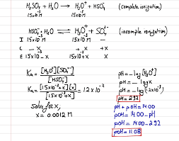100 Ph Of 1 What Is The PH And POH Of A 5 03 M Solution Of
