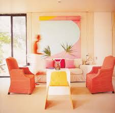 Coral Color Interior Design by Home Decor Home Lighting Blog Blog Archive Color Palettes Coral