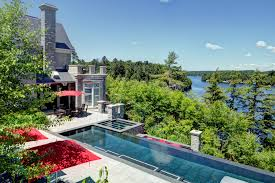 100 Muskoka Architects What A 15 Million Cottage Looks Like In