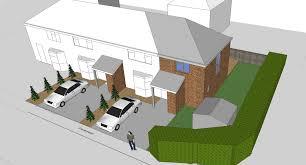 100 Architects Southampton 2 Bedroom House Refurbishment Romsey GM