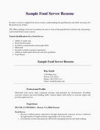 Philippines Cv Uk Food Rhbrackettvilleinfo Waiter Resume Restaurant Work Experience Examples Sample Unusual No