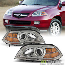 headlights for acura mdx ebay