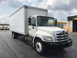 Hino 338 Van Trucks / Box Trucks In Illinois For Sale ▷ Used Trucks ...